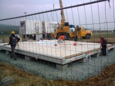 Výstavba prvního domu - dodavatel Ecomodula č.5