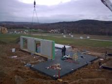 Výstavba druhého domu - dodavatel CELET č.2