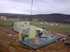 Výstavba druhého domu - dodavatel CELET č.3