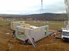 Výstavba druhého domu - dodavatel CELET č.4
