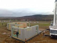 Výstavba druhého domu - dodavatel CELET č.5