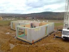 Výstavba druhého domu - dodavatel CELET č.6