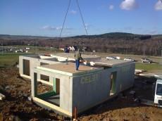 Výstavba druhého domu - dodavatel CELET č.7