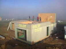 Výstavba druhého domu - dodavatel CELET č.10