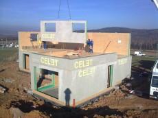 Výstavba druhého domu - dodavatel CELET č.13
