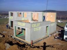 Výstavba druhého domu - dodavatel CELET č.14