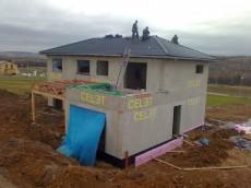 Výstavba druhého domu - dodavatel CELET č.15