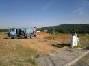 Výstavba třetího domu - dodavatel OKAL