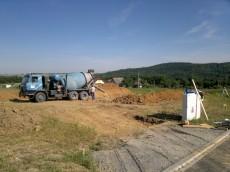 Výstavba třetího domu - dodavatel OKAL č.1