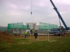 Výstavba třetího domu - dodavatel OKAL č.5