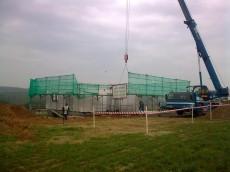 Výstavba třetího domu - dodavatel OKAL č.6