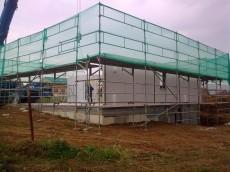 Výstavba třetího domu - dodavatel OKAL č.8