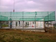 Výstavba třetího domu - dodavatel OKAL č.9