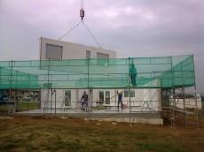 Výstavba třetího domu - dodavatel OKAL č.10