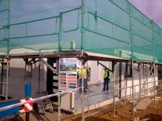Výstavba třetího domu - dodavatel OKAL č.14