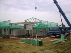 Výstavba třetího domu - dodavatel OKAL č.16