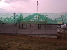 Výstavba třetího domu - dodavatel OKAL č.17