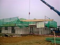 Výstavba třetího domu - dodavatel OKAL č.18