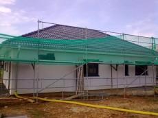 Výstavba třetího domu - dodavatel OKAL č.19