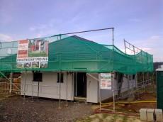 Výstavba třetího domu - dodavatel OKAL č.20