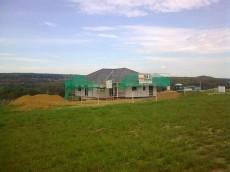 Výstavba třetího domu - dodavatel OKAL č.21